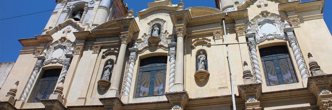 Iglesias Católicas en Capital Federal, Sedes y directorios