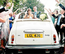 Autos para casamientos