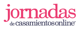 Logo Jornadas de Casamientos Online