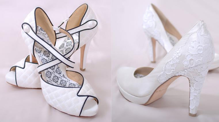 los zapatos de novia que todas queremos tener! | casamientos online